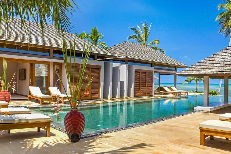 Samara Villa 9, Sleeps 8 - Image 1 - Chaweng Noi Beach - rentals