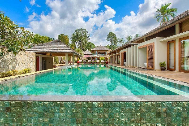 Samara Villa 9, Sleeps 6 - Image 1 - Chaweng Noi Beach - rentals