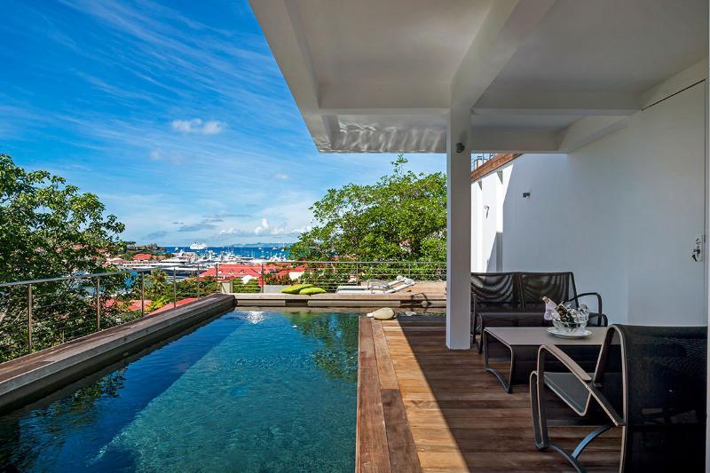 Casa Roc, Sleeps 4 - Image 1 - Gustavia - rentals