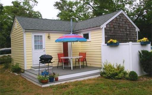 Pine Tree Cottage 15 124568 - Image 1 - Eastham - rentals