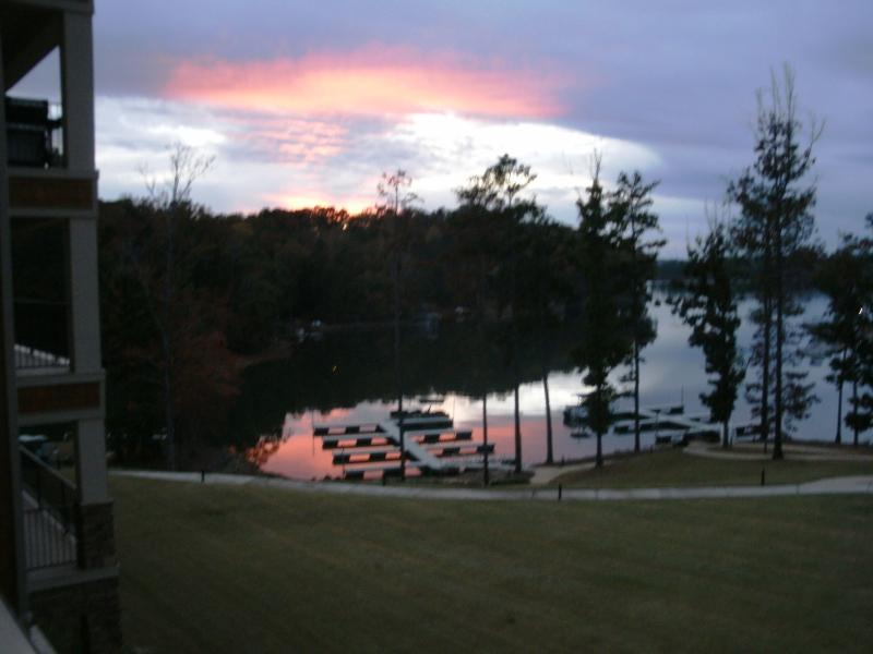 View fron Balcony - Condo Overlooking Beautiful Lake Martin - Dadeville - rentals