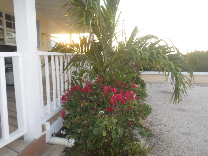 Cottage with great views of Caicos Banks - Image 1 - Long Bay Beach - rentals