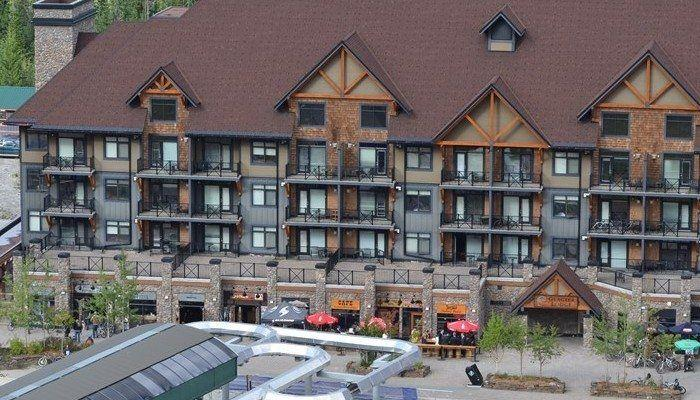 Visit in the summer for incredible mountain biking, hiking and rafting.  - Kicking Horse Glacier Mountain Lodge 1 Bed + Loft Condo - Sleeps 6! - Golden - rentals
