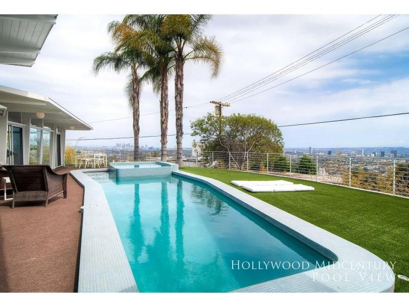 - Hollywood MidCentury PoolView - West Hollywood - rentals