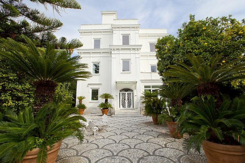 Villa Melodia - Image 1 - Sant'Agnello - rentals