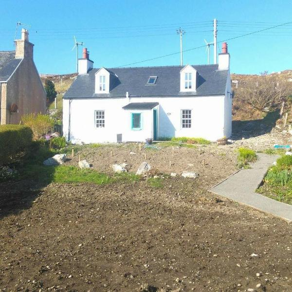 Kelpie Cottage, May 2016 - Kelpie Cottage Self Catering Isle of Harris - Tarbert - rentals