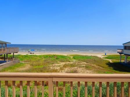 At Beachfront Paradise! - Image 1 - Galveston - rentals