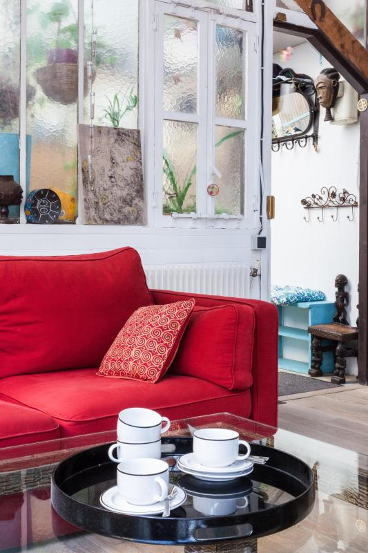 onefinestay - Rue du Faubourg du Temple private home - Image 1 - Paris - rentals