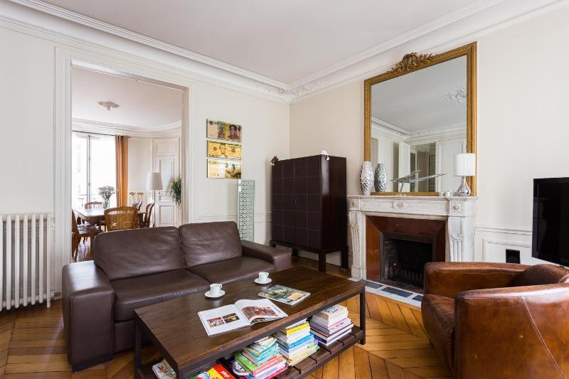 onefinestay - Rue du Général Foy private home - Image 1 - Paris - rentals