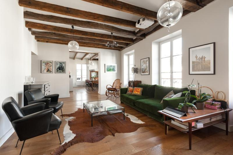 One Fine Stay - Rue Jean-Pierre Timbaud apartment - Image 1 - Paris - rentals