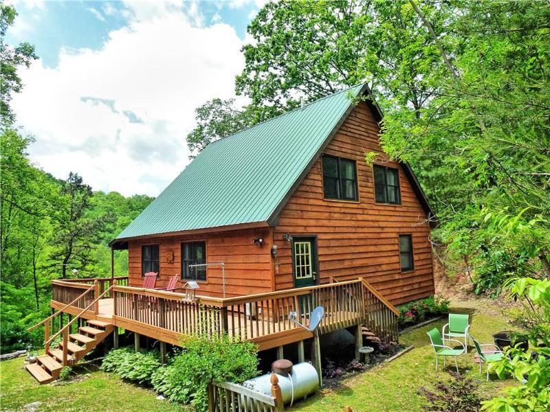 Jenny's Cabin - Image 1 - Bryson City - rentals