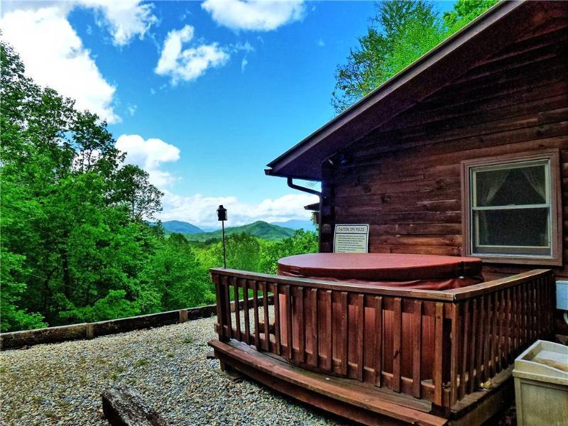 Deer Ridge Cabin - Image 1 - Bryson City - rentals