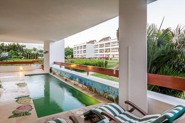 Casa Laurie (6150) - Wraparound Terrace With Lap Pool, Steps To Beach - Image 1 - Cozumel - rentals