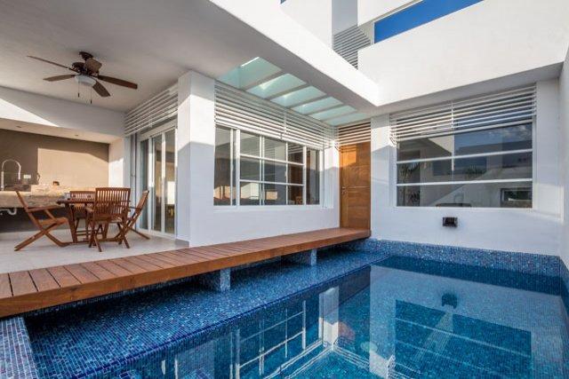 Casa Cielito - Brand New, Modern Design, Pool, Roof Deck - Image 1 - Cozumel - rentals