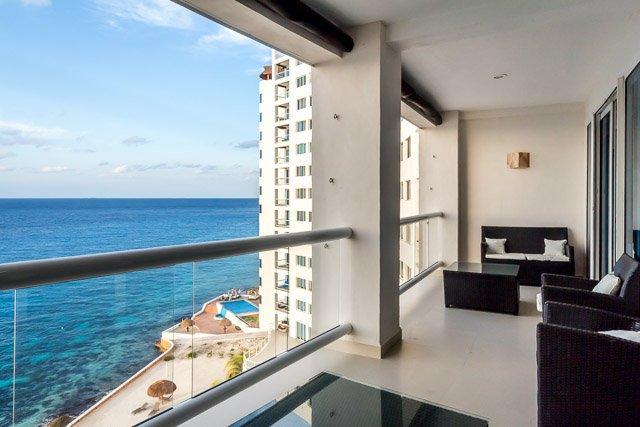 Casa Tata (B7) - Ocean Views From Every Room, Heated Pool - Image 1 - Cozumel - rentals
