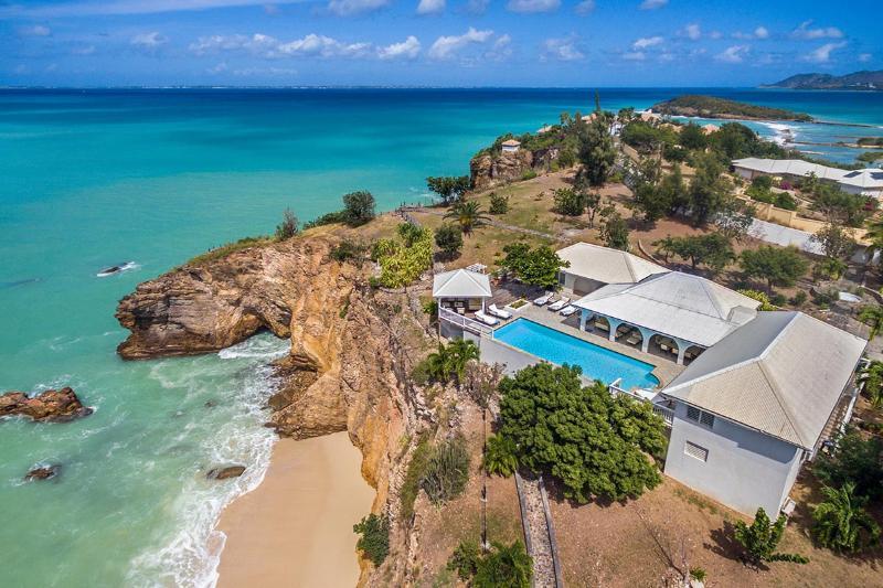 Pointe des Fleurs, Terres Basses, Saint Maarten - Ocean View,Pool, Private Stairway to the Beach! - Image 1 - Terres Basses - rentals