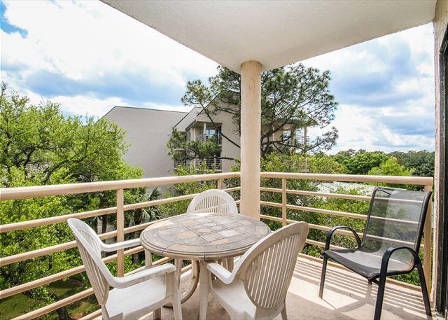 Villamare 2412, 2 Bedrooms, Outdoor & Indoor Pool, Spa, Gym, Sleeps 8 - Image 1 - Palmetto Dunes - rentals