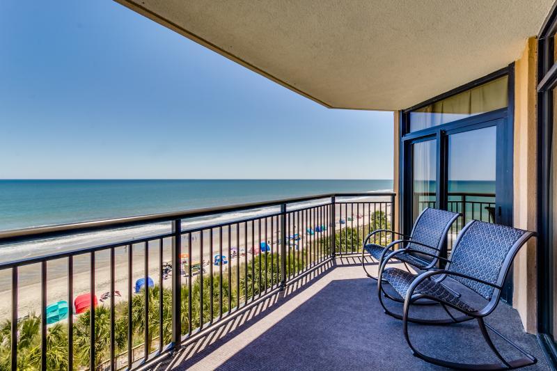 Luxury 3 Bedroom / 3 Bath Oceanfront Suite! - Image 1 - Myrtle Beach - rentals