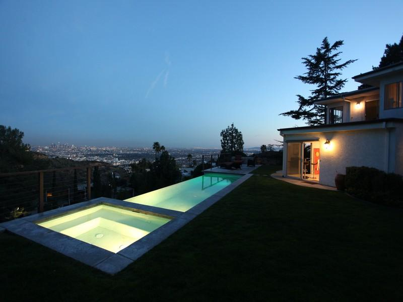 Sunset Infinity Pool View - Image 1 - West Hollywood - rentals