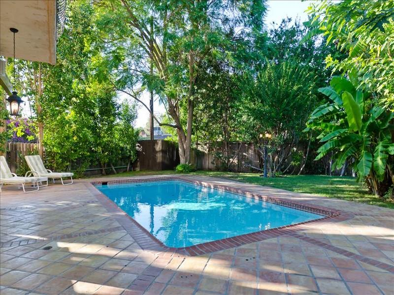 Laurel Canyon Spanish Villa - Image 1 - Toluca Lake - rentals