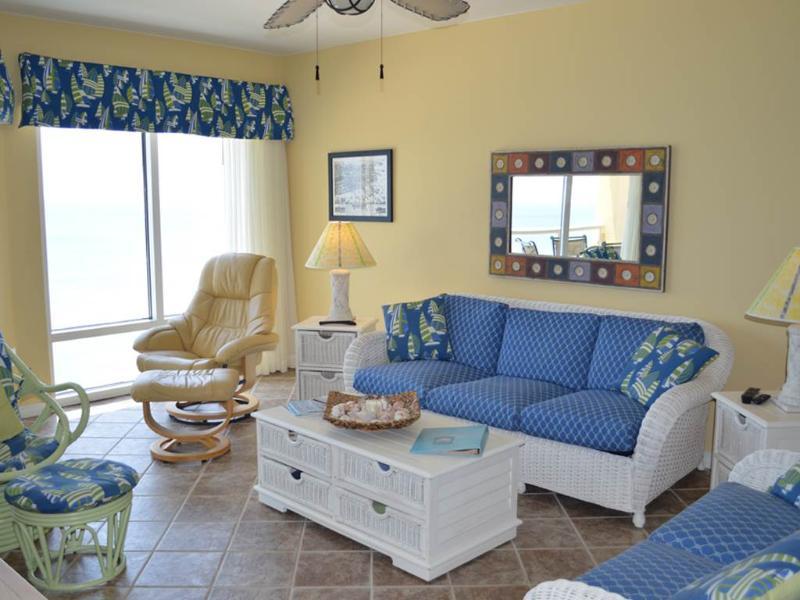 Emerald Isle Condominium 1102 - Image 1 - Pensacola Beach - rentals