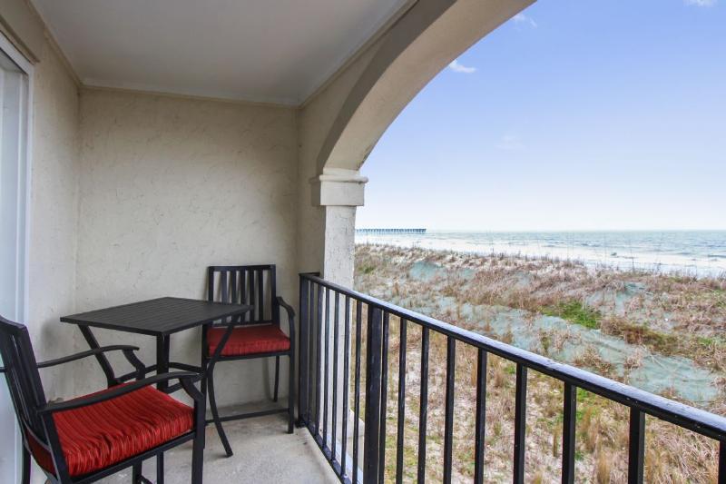 Balcony - Villa Capriani 115A - North Topsail Beach - rentals