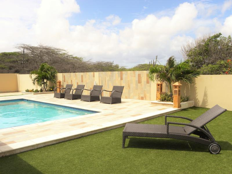 Beautiful outside area - GREAT CLEAN LARGE Villa in North USD 185,00 - Noord - rentals