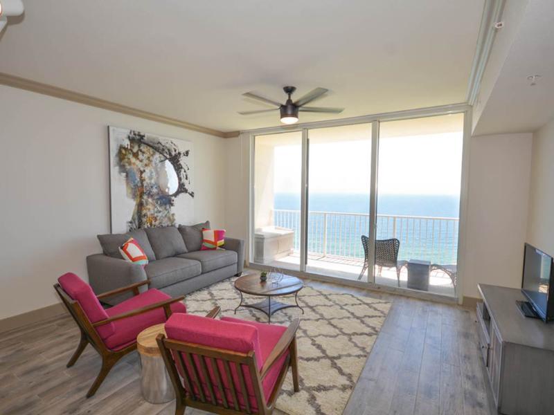 Tidewater Beach Condominium 1712 - Image 1 - Panama City Beach - rentals