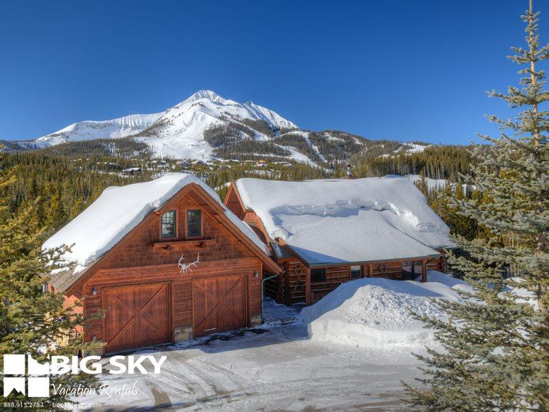 Big Sky Private Home | Elk Creek Lodge - Image 1 - Big Sky - rentals