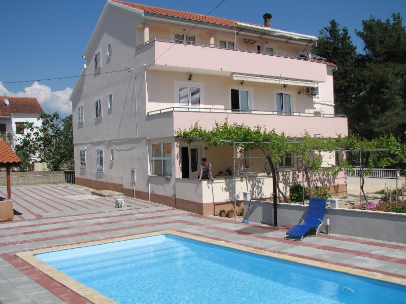 house - 2204  A1(4+2) - Privlaka - Privlaka - rentals
