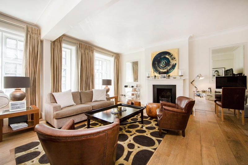 Modern and well presented two bedroom apartment superbly located in the heart of Marylebone - Image 1 - London - rentals