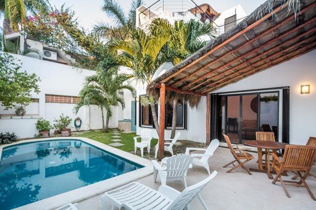 Casa Sora - Swimming Pool, Rooftop Terrace, 4 Blocks from Ocean - Image 1 - Cozumel - rentals