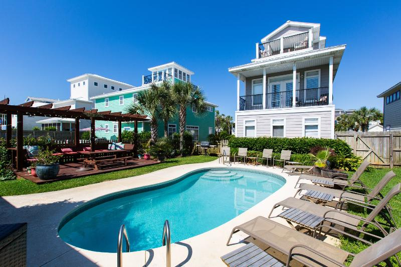The Pool - FL*SpringDates Still Avail~goin  Fast*Sleeps 20 *Walk 2 Beach *Prvt Pool *Gazebo - Destin - rentals