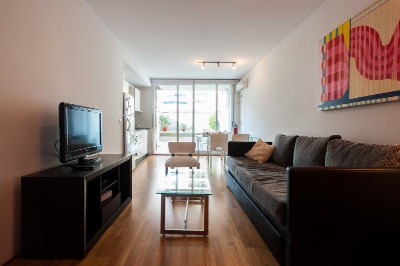 Living Room  - AMAZING 1 BEDROOM APARTMENT IN BELGRANO (4 PAX) - Buenos Aires - rentals