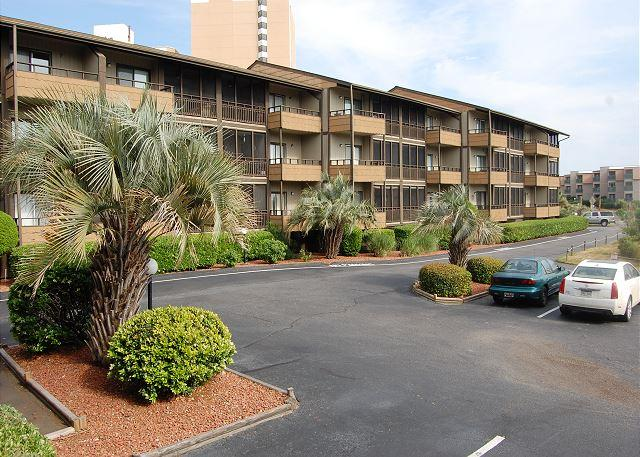 Mariners Cove - 2 bedroom, 2 bathroom condo close to beach - Myrtle Beach - rentals