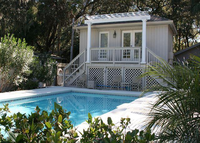 Bittern 15 - Cozy Beach Home with Cottage & Pool 4 Houses to Beach! - Hilton Head - rentals