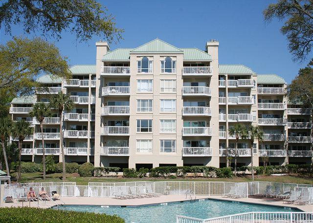 Enjoy your Stay! - Lovely Ocean View 2 BD/2BA Villa with Pool & Poolside Spa! - Hilton Head - rentals