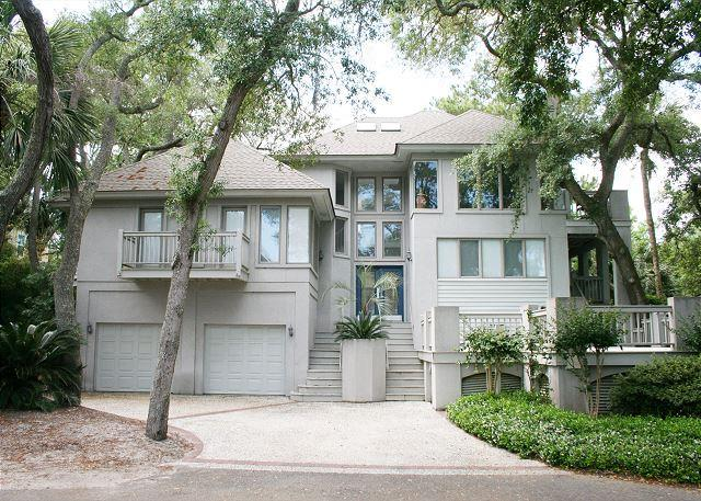 Dune Lane 116 - 2nd Row Ocean - 4 Bedroom Oceanview Home with Private Pool just 20 yards to the Beach! - Hilton Head - rentals