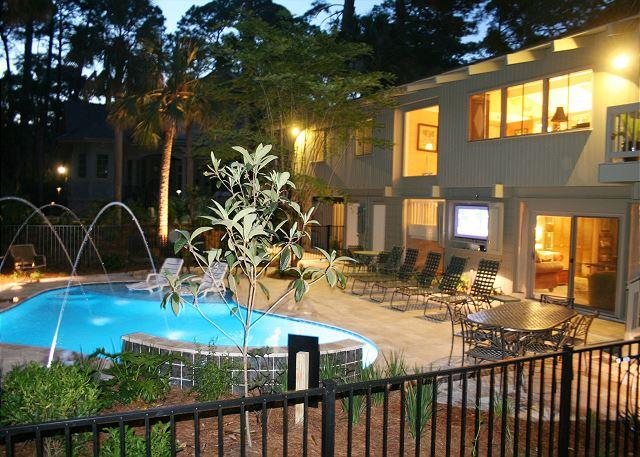 Spotted Sandpiper 12 - 5 Bedroom Eclectic Home with Fabulous Pool & just 1 House from the Beach! - Hilton Head - rentals