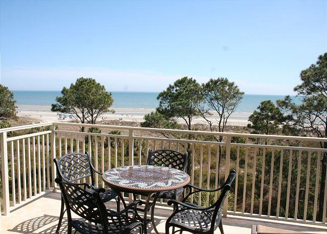 Shorewood 507 - Oceanfront 3 Bedroom with Private Balcony & Panoramic Oceanfront Views! - Hilton Head - rentals