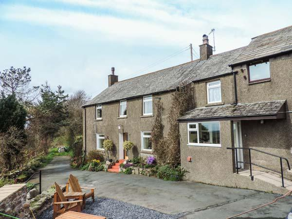 NEAR BANK COTTAGE, 17th century farmhouse, hot tub, woodburning stove, WiFi, games room, Bootle, Ref 922732 - Image 1 - Bootle - rentals