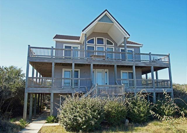 'Park Place' SemiOceanfront 7br, Sleeps 20, Pool - Image 1 - Southern Shores - rentals