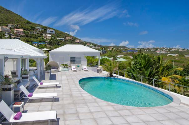 Alizée - Ideal for Couples and Families, Beautiful Pool and Beach - Image 1 - Saint Martin-Sint Maarten - rentals