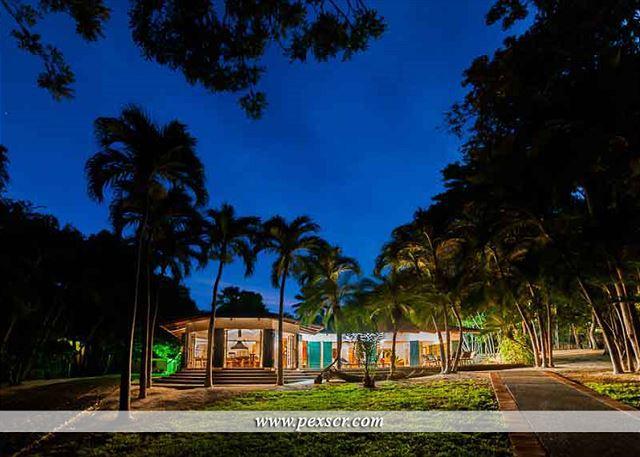 Peninsula Papagayo Pexs Casa Lina Exterior 06 - Casa Lina - Wellness Yoga House in Playa Hermosa - Playa Hermosa - rentals