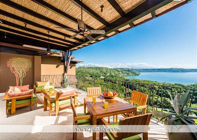 Peninsula Papagayo Pexs Monkey Villa Exterior 04 - SPECIAL OFFER 15% Off + Golf Cart - CHRISTMAS & NEW YEAR'S WEEKS!! - Playa Panama - rentals
