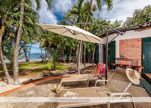 Peninsula Papagayo Pexs Casa Lina Exterior 01 - Beach Front Casa Lina -10% CHRISTMAS & NEW YEAR'S WEEKS!!! - Playa Hermosa - rentals