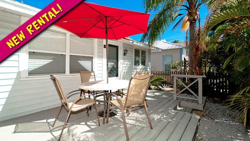 New Property! - Salt Box Cottage - Anna Maria - rentals