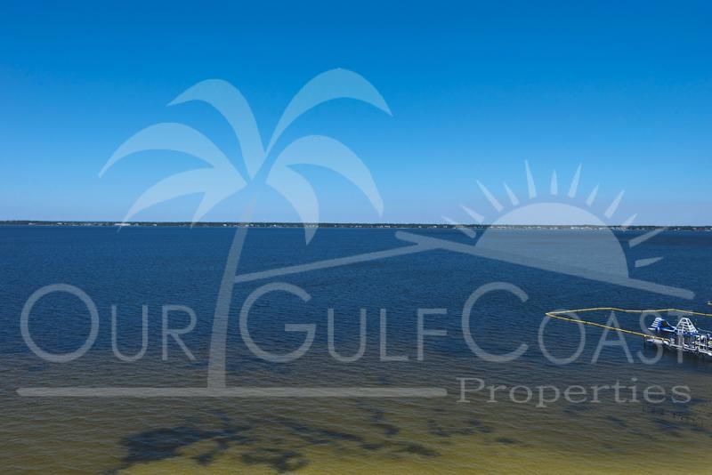 Panoramic Gulf and Bay View, Portofino Island - Image 1 - Pensacola Beach - rentals