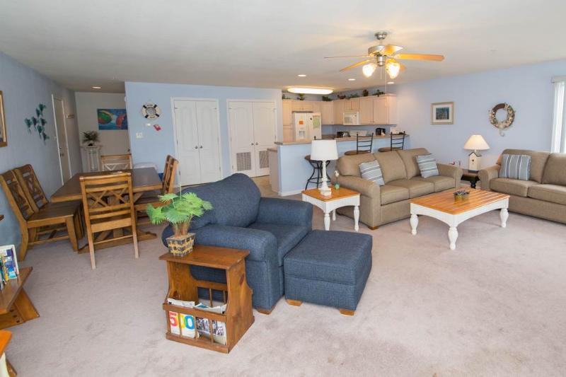 SEASIDE # A-101, FANZO'S BEACH PAD - Image 1 - Virginia Beach - rentals
