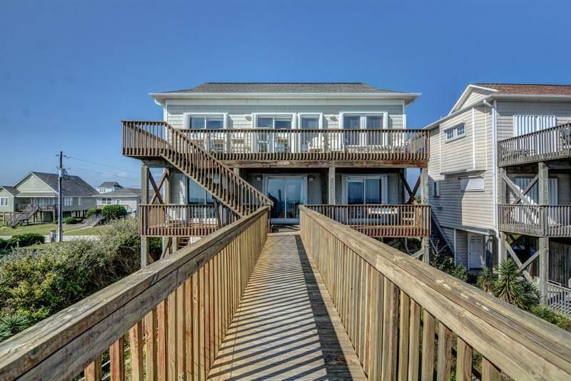 ABBA DABBA DUNES - Image 1 - Topsail Beach - rentals